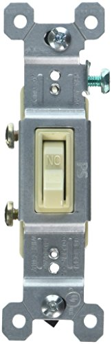PASS & SEYMOUR 660IG 15A IVY SP Tog Switch (Tog Dimmer)