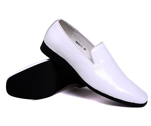 Sneaker 43 bianco Insun White uomo dIwRqC
