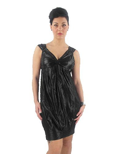 original Miss Sixty Kleid Dress Abendkleid Diamond schwarz Taschen ...