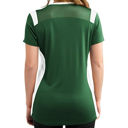 88a584a3 New York Jets Women's Majestic NFL