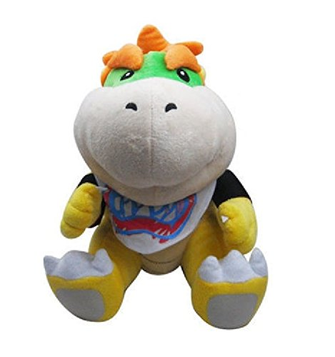 super mario bowser jr plush - 7