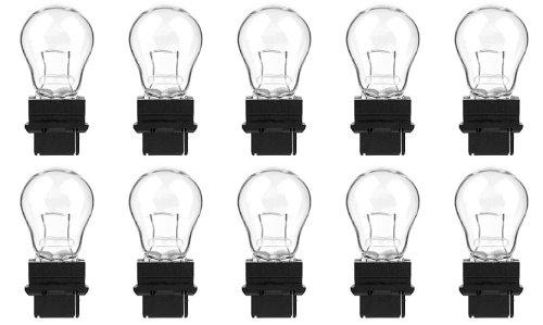 10pk 26.88//8.26 W 12.8//14 V CEC #1157 Bulbs BAY15d S-8