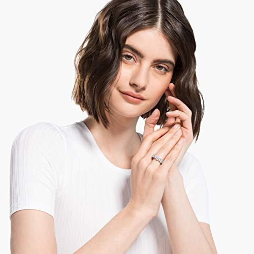 SWAROVSKI Women's Vittore Crystal Ring Collection