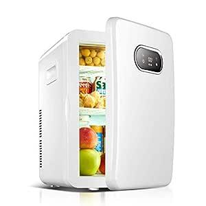 Refrigerador del Coche 20L, congelador portátil Mini Caliente y ...