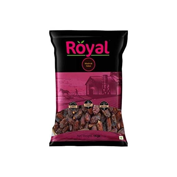 Royal Dry Fruits Mashruk Dates (1 Kg)