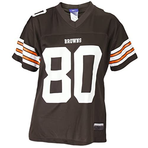 e7ede7d8 reebok cleveland browns kellen winslow 80 brown authentic jersey sale