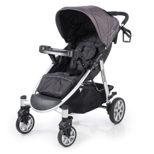 Summer Infant Spectra Stroller, Blaze (Discontinued by Manufacturer)