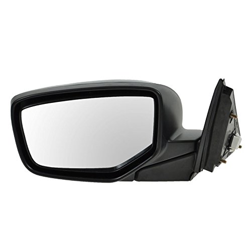 (Folding Power Side View Mirror Driver Side Left LH for 08-12 Honda Accord Sedan)