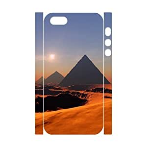 3D Cute For Iphone 6 4.7 Phone Case Cover Hazy Egypt for Girls Protective, For Iphone 6 4.7 Phone Case Cover Girls Protective [White]