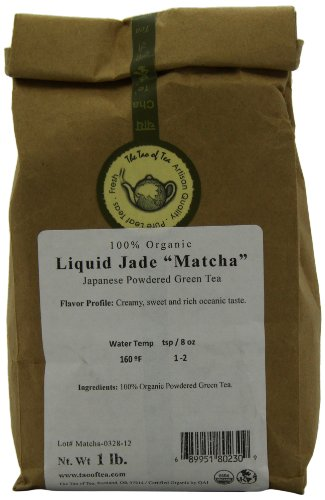 The Tao of Tea Liquid Jade Matcha, 1-Pounds ()