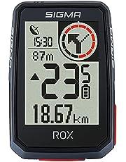 SIGMA SPORT Rox 2.0 Fietscomputer, draadloos, GPS & navigatie, outdoor GPS-navigatie voor puur rijplezier