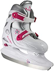 American Athletic Shoe Girl's Party Adjustable Figure Skates, W