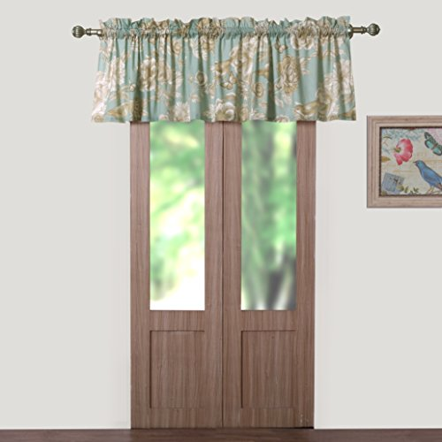 Barefoot Bungalow Naomi Spa Window Valance