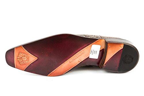 Marrone EU 728 Hamilton Uomo Marrone 41 amp; MH15 Scarpe Melvin Stringate F0PqTP