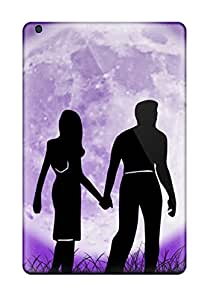 Hot New Emo Girls 038 Boys Couples Moon Case Cover For Ipad Mini/mini 2 With Perfect Design