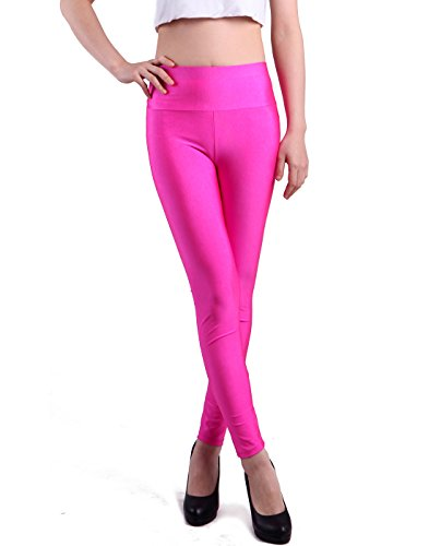 HDE Womens Leggings Stretch Slimming