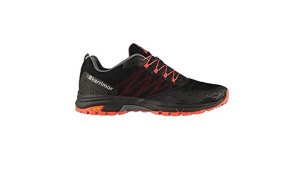 Karrimor Hombre Trial Zapatillas Deportivas De Trail Running Negro/Rojo 40 2/3 EU: Amazon.es: Zapatos y complementos