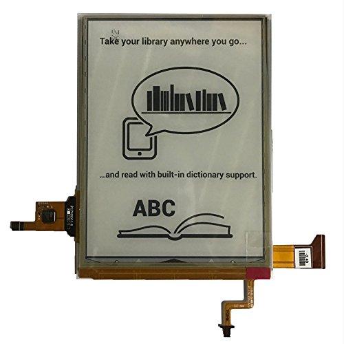 ED060XH7 For ONYX BOOX Vasco da Gama Ebook Ereader Screen Repair Replacement Part E-ink LCD Display Panel