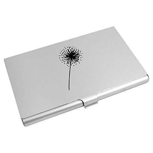 Card 'Dandelion Wallet Clock' Business Azeeda Holder CH00016070 Credit Card qwxawYgH