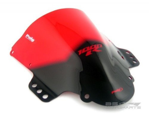 Puig 2072R Red Racing Screen