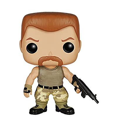 Funko Pop TV: Walking Dead Abraham Action Figure: Funko Pop! Television:: Toys & Games