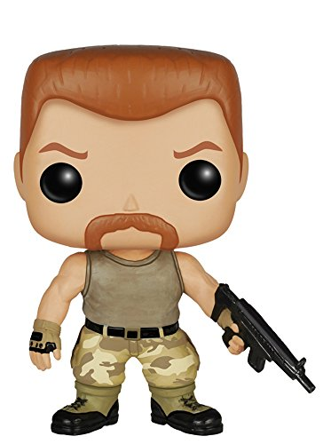 Funko Pop Walking Dead Abraham Action Figure