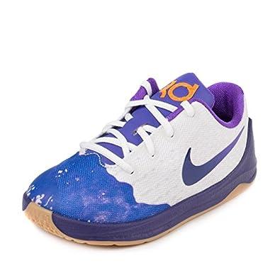 Nike KD 8 QS \u0026quot;PB\u0026amp;J\u0026quot; Toddler Boys Shoe White/Fuschia Flash/Mulberry/Hyper Grape