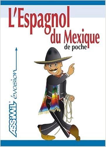 Livres gratuits L'Espagnol du Mexique de Poche ; Guide de conversation epub pdf
