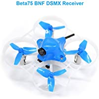 Beta75 BNF Tiny Whoop Quadcopter with DSMX Receiver