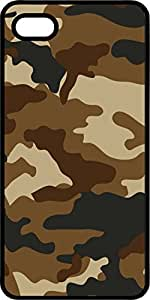 Camoflauge #10 Tinted Rubber Case for Apple iPhone 5 or iPhone 5s