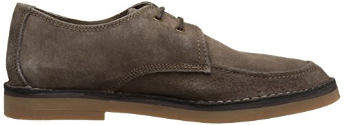 Hush Puppies Mens Vp Mercer Oxford Donkerbruin