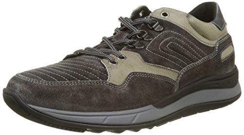 Warren Charcoal Oil Velour Stonefly 1a12 Uomo Grigio Sneaker 4 dW0ZfR