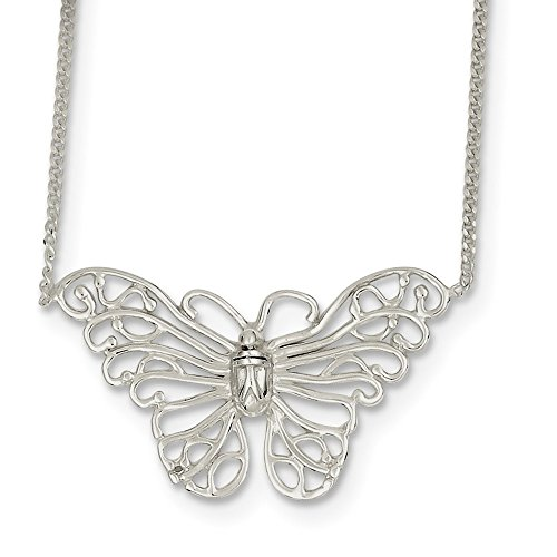erfly Necklace ()