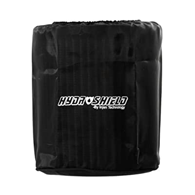 Injen Technology X-1037BLK Black Hydro-Shield Pre-Filter 5 Pack: Automotive