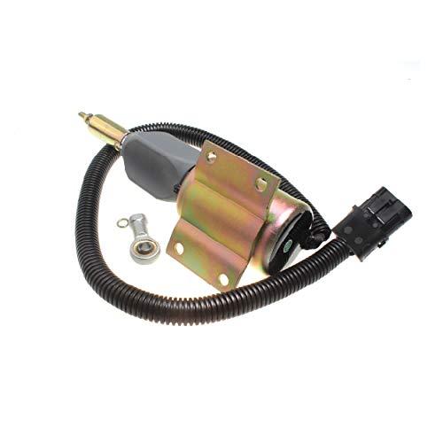 YIHE 12V Fuel Shutdown Solenoid 3930235 SA-4348-12 for Cummins 4BT 6BT 6CT NT855 K19 K38