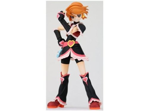 (S.H. Figuarts - Pretty Cure Black Max Heart Version Exclusive)