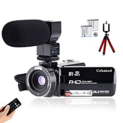 Image of the product CofunKool Camcorder 1080P that is listed on the catalogue brand of CofunKool.