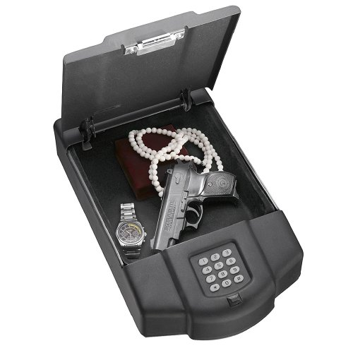 Paragon 7650 Electronic Lock for Pistol and Handgun with Sturdy Security from Paragon Lock & Safe