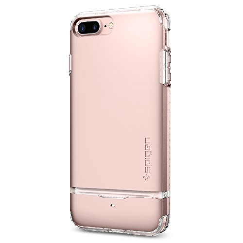 Spigen Flip Armor iPhone 7 Plus Case with Durable Protection and Hidden...