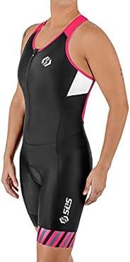 SLS3 Women`s Triathlon Suit FRT | Womens Trisuit | Triathlon Suits Women | Anti-Friction Seams Tri Suit for Wo
