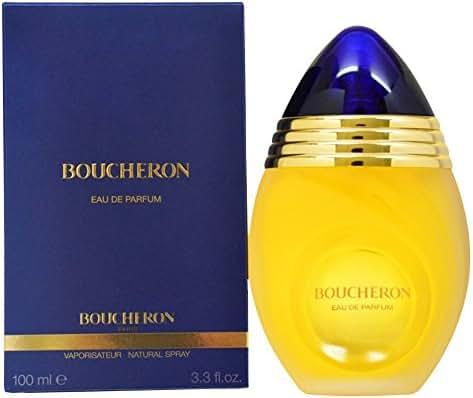BOUCHERON Pour Femme Eau de Parfum, Floral Oriental, 3.3 Fl Oz