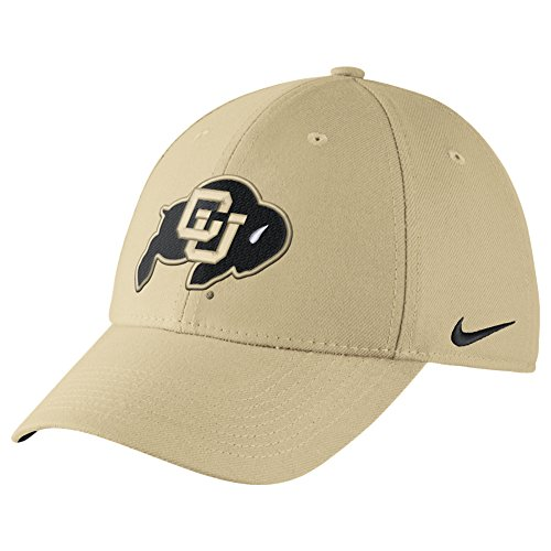 Gold Wool Classic Hat - Nike Colorado Ralphie Dri-Fit Classic Wool Cap (Gold)