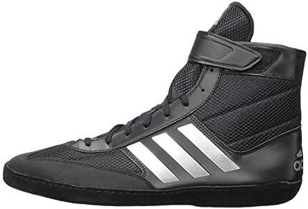 Details about Adidas Havoc Wrestling Shoes Boxing Shoes Combat Sport Shoes WhiteBlueRed
