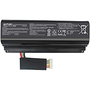Amazon zthy a42n1403 battery for asus rog gfx71jy g751jm baturu a42n1403 laptop battery for asus rog gfx71jy 173 g751 g751j g751jt g751jy g751jt sciox Choice Image