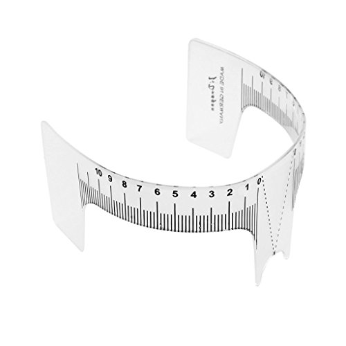 cjeslna-updated-eyebrow-grooming-stencil-shaper-ruler-measure-tool-makeup-reusable