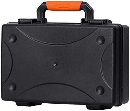 収納箱防水保護付きのハードカメラケーストランスポートケース
