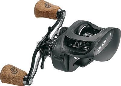 13 Fishing Concept A8.1 7BB Aluminum Frame Carbon Side Plates Reel by 13 Fishing
