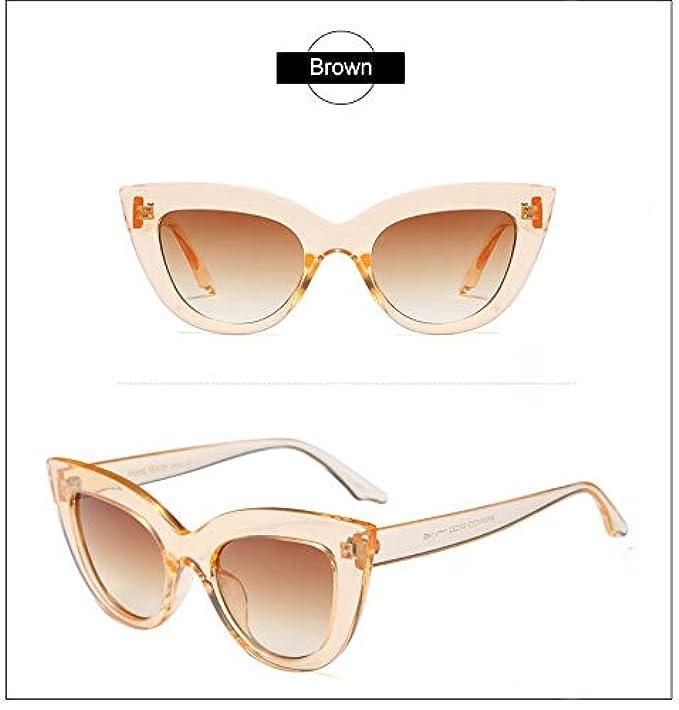 9a01eb4c6e406 ... Zhouyf Designer Cateye Retro Lunette Eye Sole C Ladies Eyewear Donna Da  Cat Occhiali Sunnie Adulti
