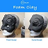 Moldable Cosplay Foam Clay – High Density and