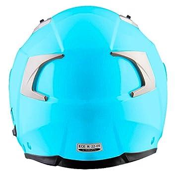 Sun Visor Flip Up Front Motorbike Helmet Scooter Motorycle Full Face Bike Racing Helmet Mens Boys Size Xsmall